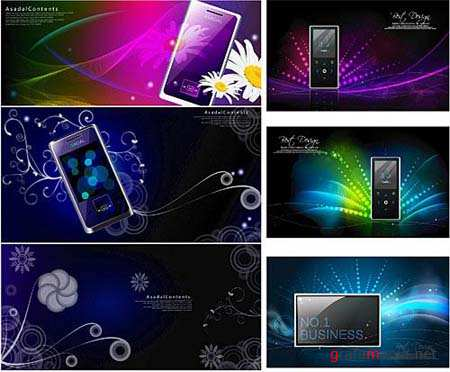 Asadal Vector Design - Mobile Technologies