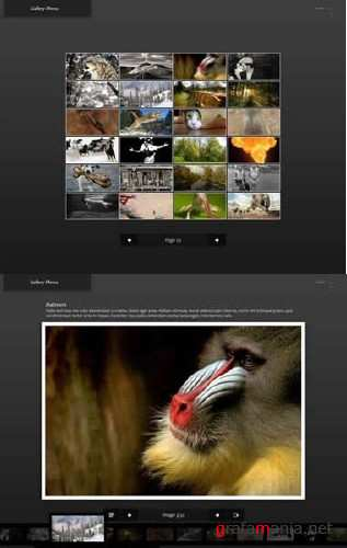 Imagevue X2.1.6 - Image Gallery and Admin Panel