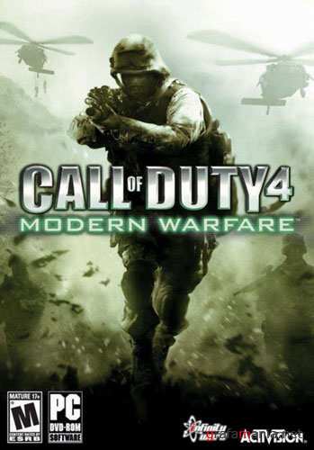 Call of Duty 4:Modern Warfare - Multiplayer 1.7 + Maps + Mods + Servers v.2.0 Final (2010/RUS)
