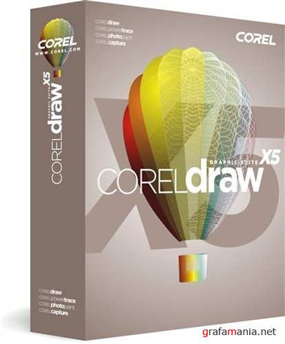 CorelDRAW Graphics Suite X5 15.0.0.486 FINAL (2010)