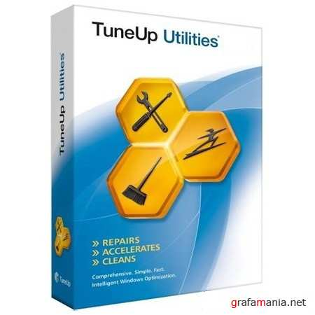 TuneUp Utilities 2010 9.0.4020.33 Final + Russian (VFStudio)