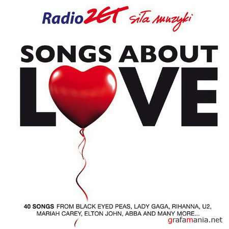 Radio Zet Sila Muzyki Songs About Love (2010)