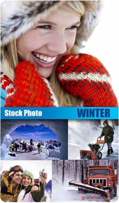 Stock Photo - Winter