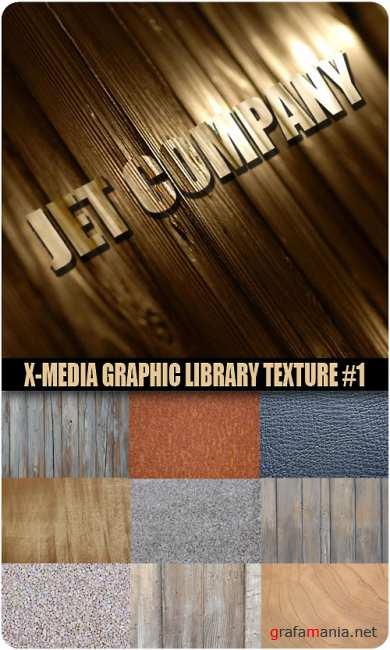 Jet Company - X-media Graphic Library Texture #1
