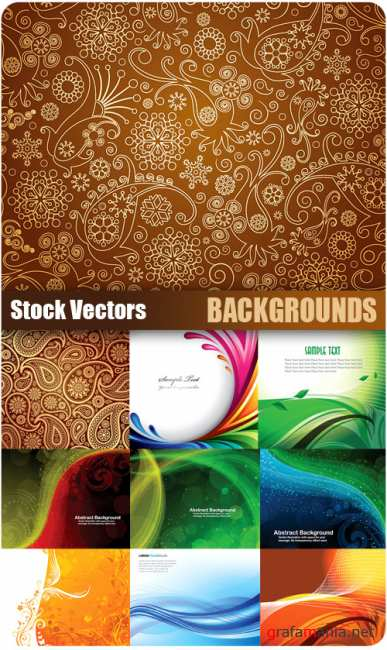 Stock Vector - Backgrounds
