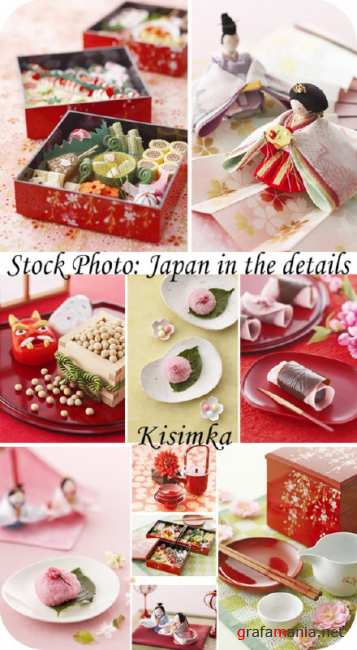 Stock Photo:Japan in the details