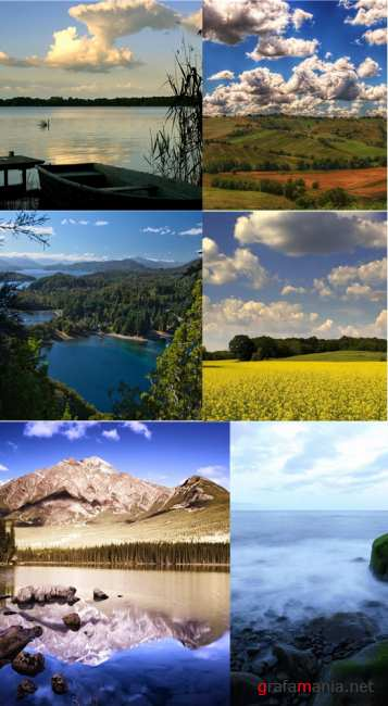 Nature and Landscape Wallpapers Pack 3