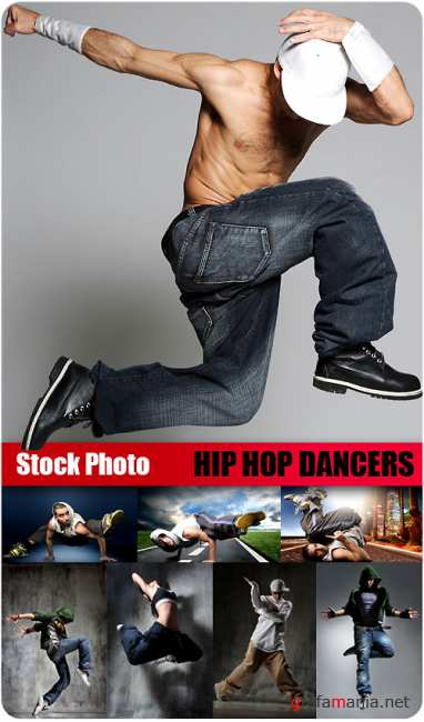 Stock Photo - Hip Hop Dancers