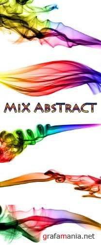 Abstract MIX 3 clipart