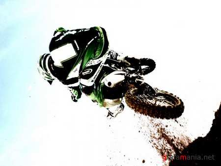 40 Dangerous MOTOCROSS Stunts HD Wallpapers