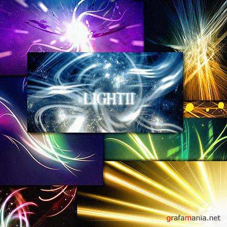 Abstract Light Effects Photoshop Brushes