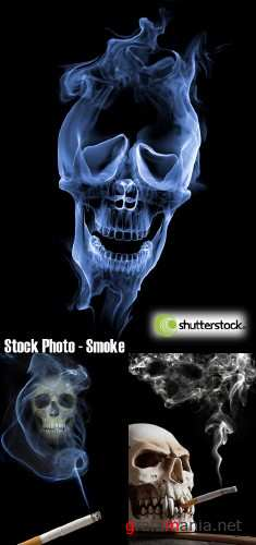 Stock Photo - Smoke