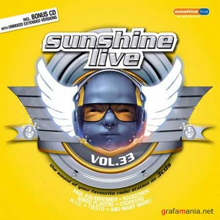 Sunshine Live Vol.33 (2010)