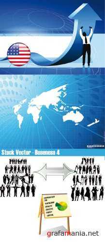 Stock Vector - Business Set 4