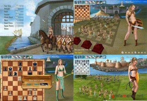 StarFort Software Amazon Chess Plus v2.1