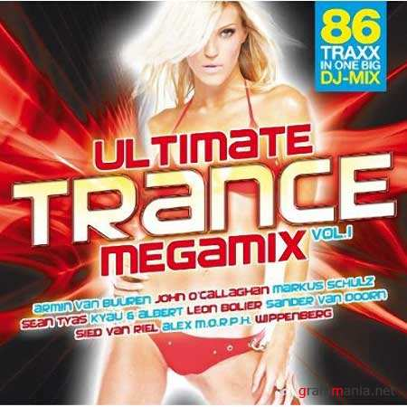 Ultimate Trance Megamix Vol.1 (2010)