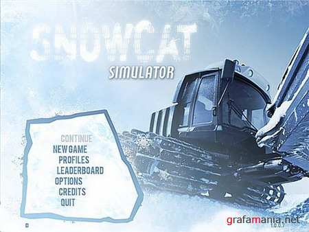 Snowcat Simulator (2010/ML/PC)