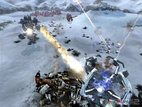 Supreme Commander 2 (2010) / ENG + RUS/ENG REpack