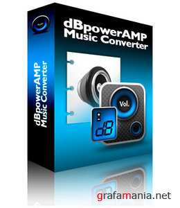 Illustrate dBpowerAMP Music Converter R13.4 Reference Edition