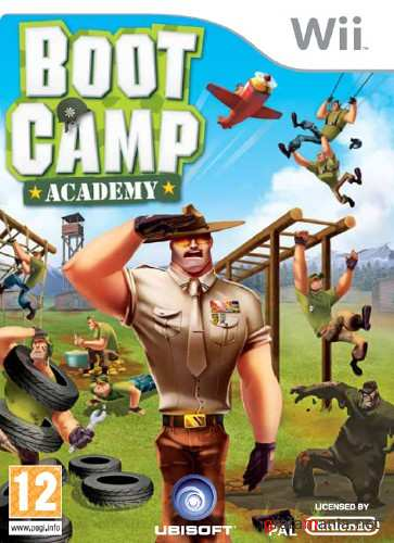Boot Camp Academy (Wii/mul4/2010) PAL