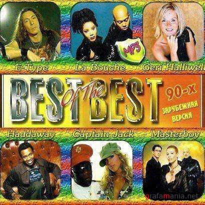 Best of The Best 90-� (2010) MP3