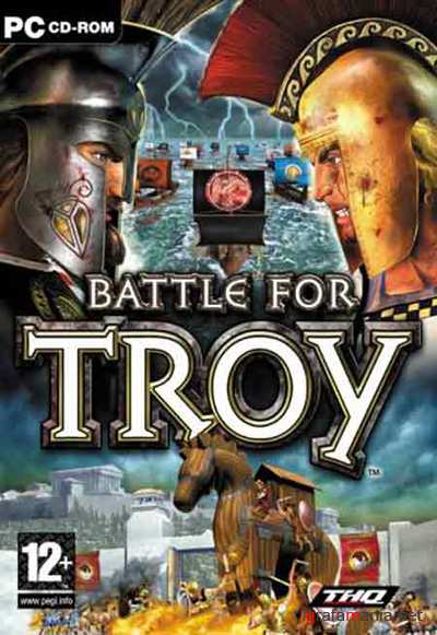 Battle for Troy / Троя (2004/RUS/ENG/PC)