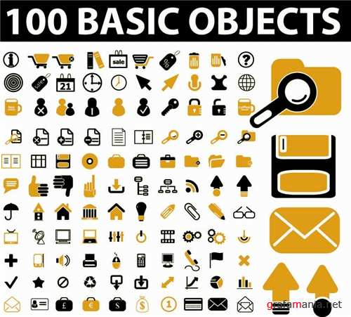 100 Basic Objects