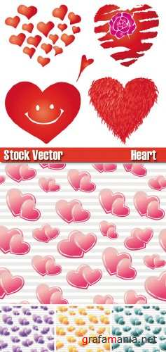 Stock vector - Heart