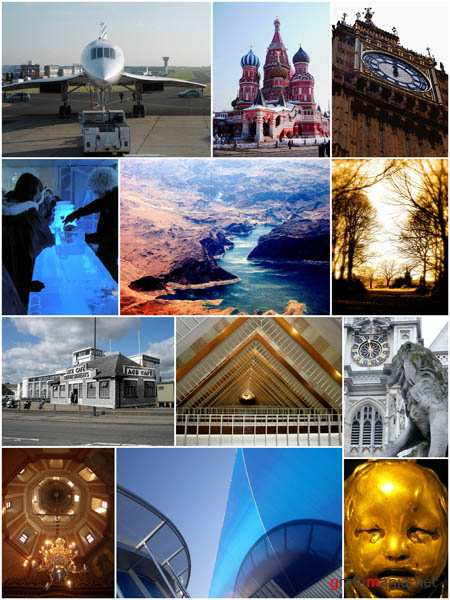 Traveling around the world - free foto images