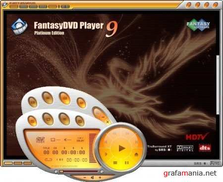 4FantasyDVD Player Platinum 9.9.5.318 Rus