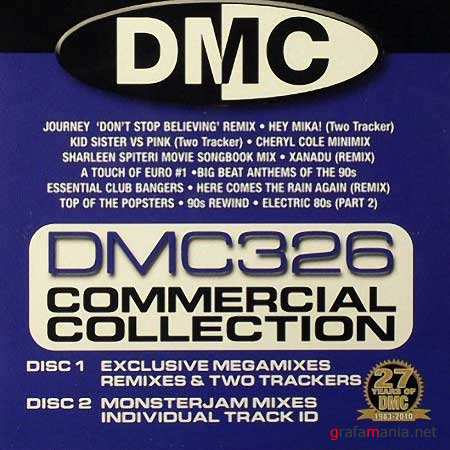 DMC Commercial Collection 326 (Strictly DJ Use Only) (2010)