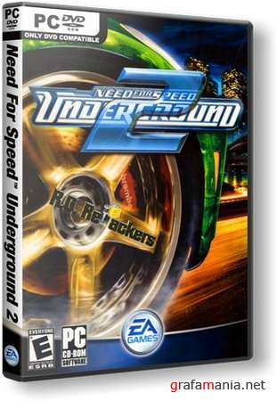 Need For Speed. Underground 2 [ver.1.2] (2004/RUS/RePack 1.02 Gb)