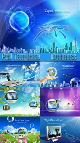 Psd Templates - Business