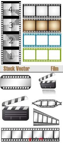 Stock Vector Film