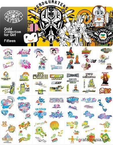 Graphicstore T-Shirt Design Vector Collection