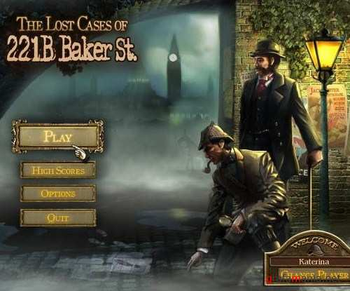 The Lost Cases of 221B Baker Street (2010/Eng)