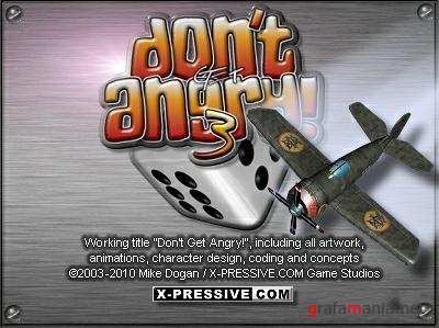 Don't Get Angry 3 (PC/ENG)