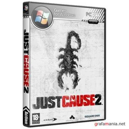 Just Cause 2 ver.1.0.0.1 (2010/RUS/RePack by Fenixx 1.2 Gb)