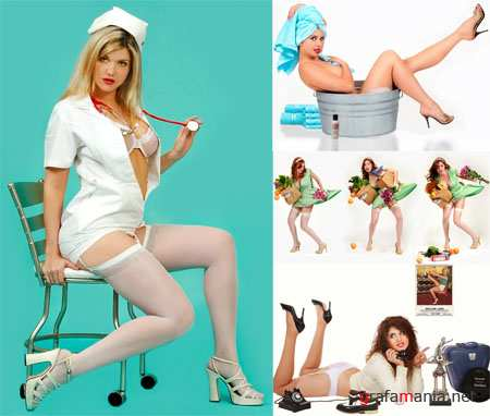 Pin-up Style Photoworks Mix 3