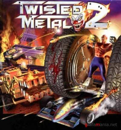 Twisted Metal 2 (PC / Eng)
