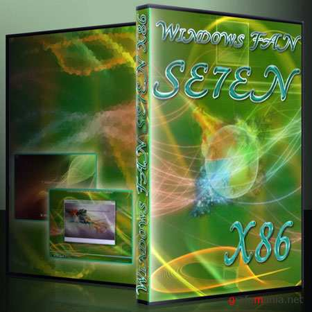 Windows FAN SE7EN X86 (2010/RUS)
