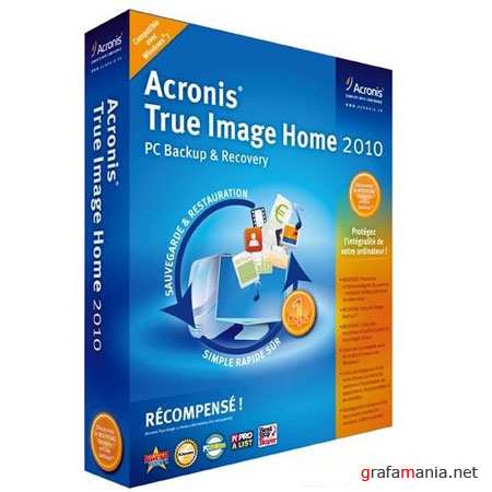 Acronis True Image Home 2010 13 Build 6053 + Addons + BootCD (Rus)