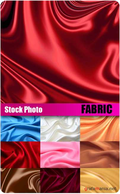 Stock Photo - Fabric