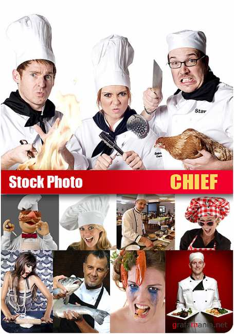 Stock Photo - Chief