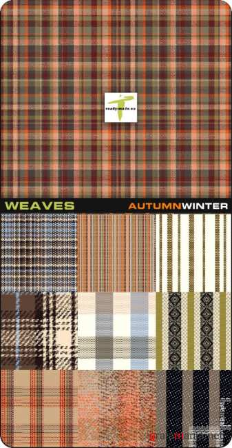 Ready-Made Weaves | Autumn-Winter