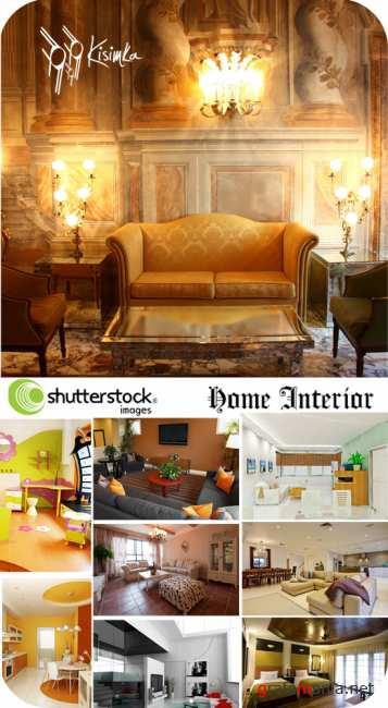 Stock Photo:Home_Interior