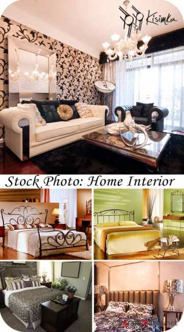 Stock Photo:  Home Interior
