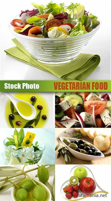 Stock Photos - Vegetarian Food