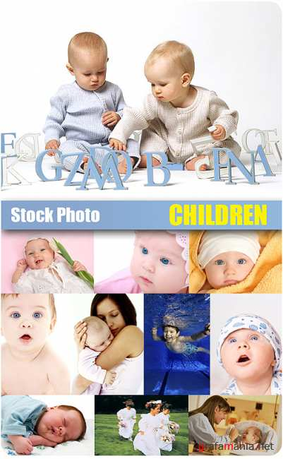 Stock Photo - Children