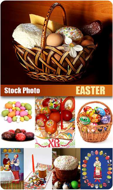 Stock Photo - Easter